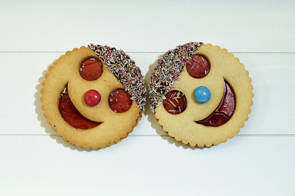 carnival biscuits
