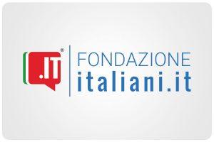 logo della fondazione di italiani.it