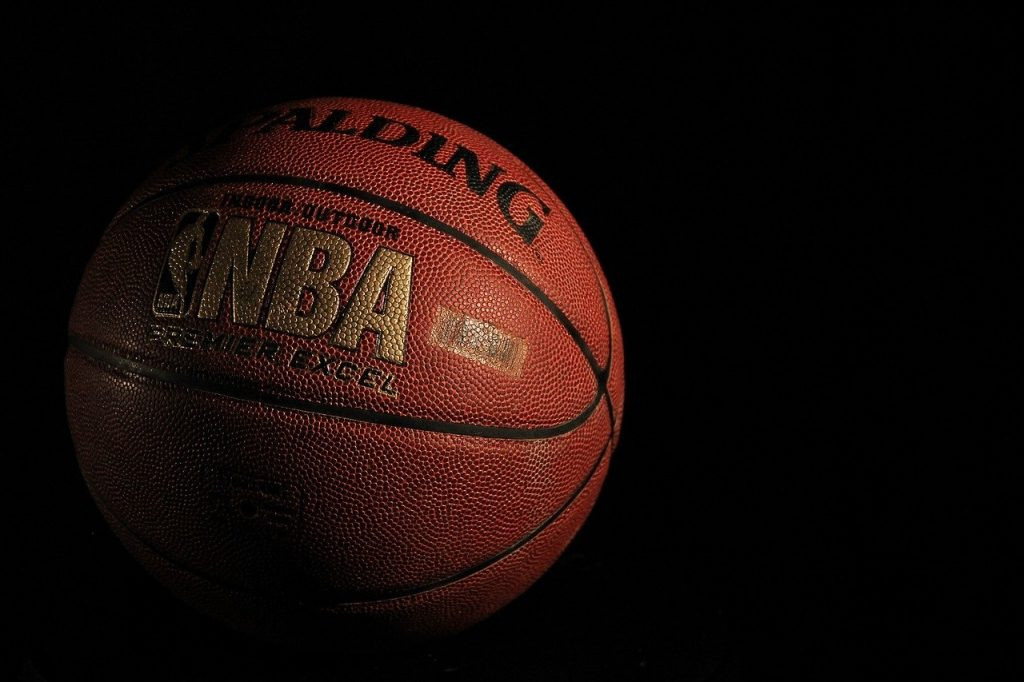 NBA - palla da Basketball
