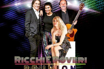 ricchi e poveri reunion