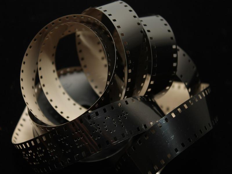Pellicola di un film