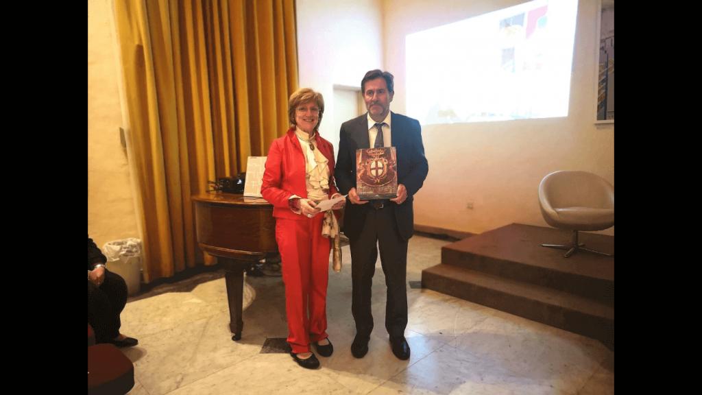 museo - Marco Bucci presenta il suo libro