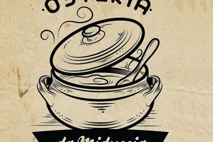 Osteria miduccia Logo