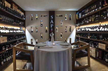 Sàpìo Restaurant Catania