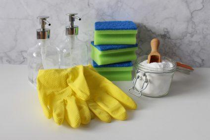 Igienizzare la casa - strumenti da utilizzare per pulire