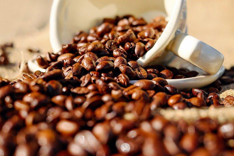 fare la spesa caffè