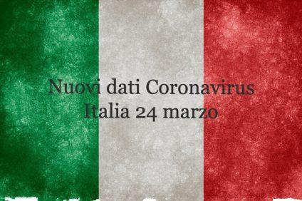 coronavirus 24 marzo