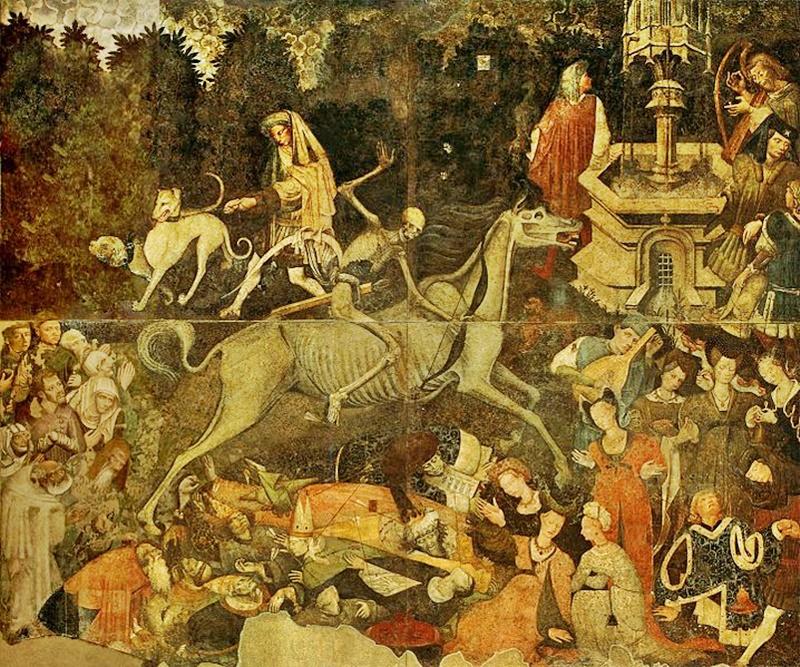 epidemia - un dipinto sulla peste