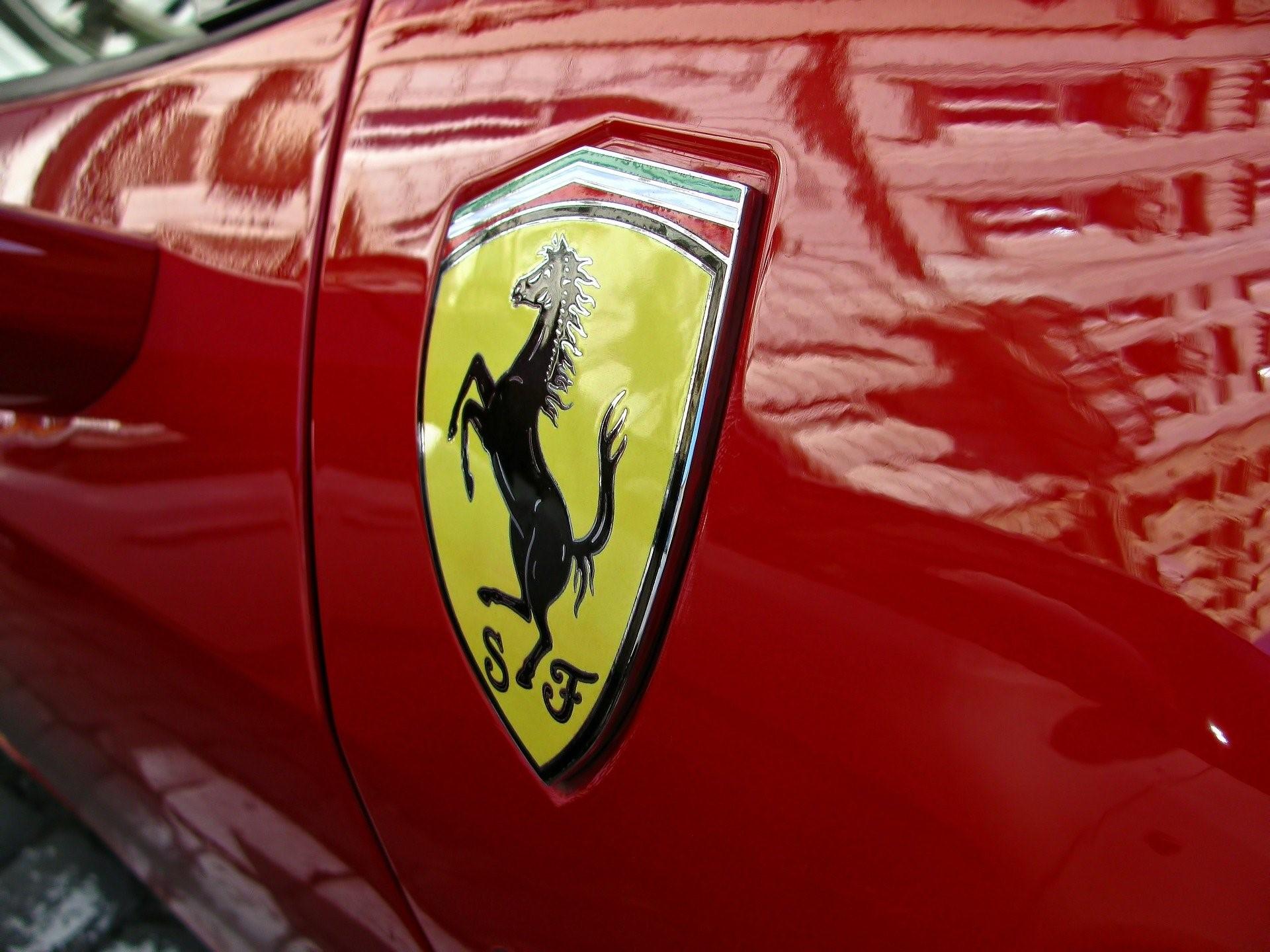 Ferrari - Logo della Ferrari