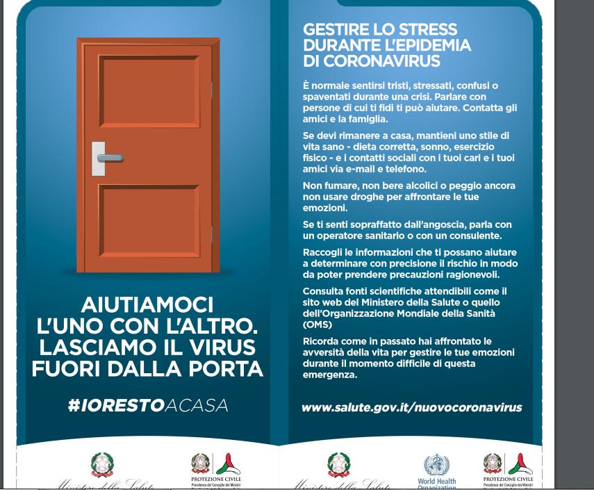 italia informazioni su iorestoacasa