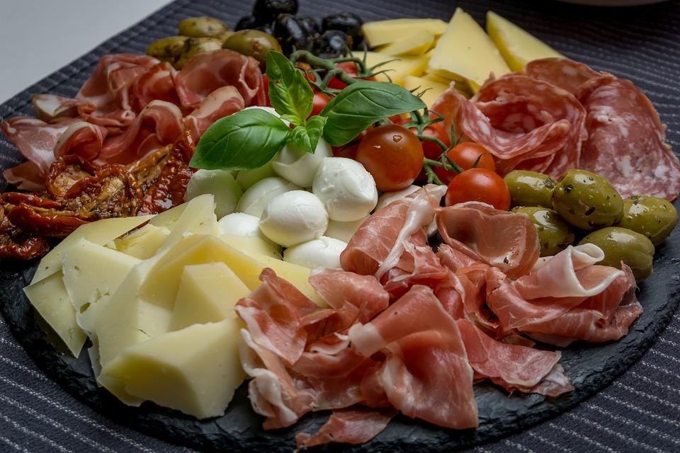 #mangiaitaliano con l'antipasto