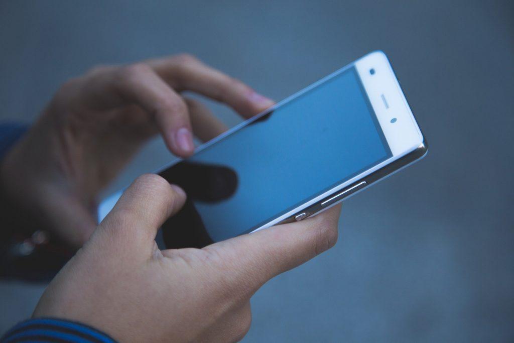 immagine di uno smartphone