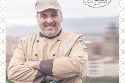 Francesco Mastroianni pasticcere e maestro gelataio