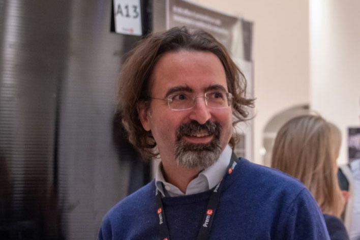 Il professor Francesco Stellacci