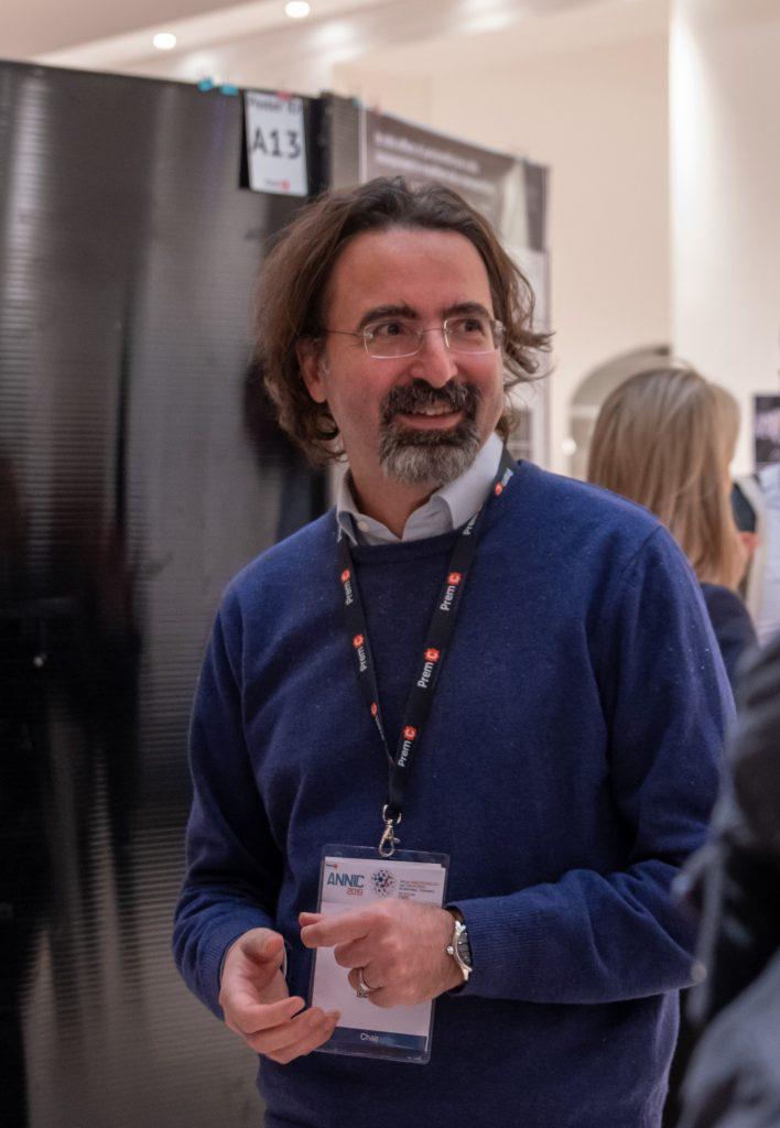 antivirale ad ampio spettro - il professore Francesco Stellacci - a broad-spectrum antiviral