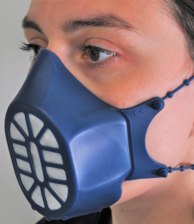 mascherina - prototipo di mascehrina