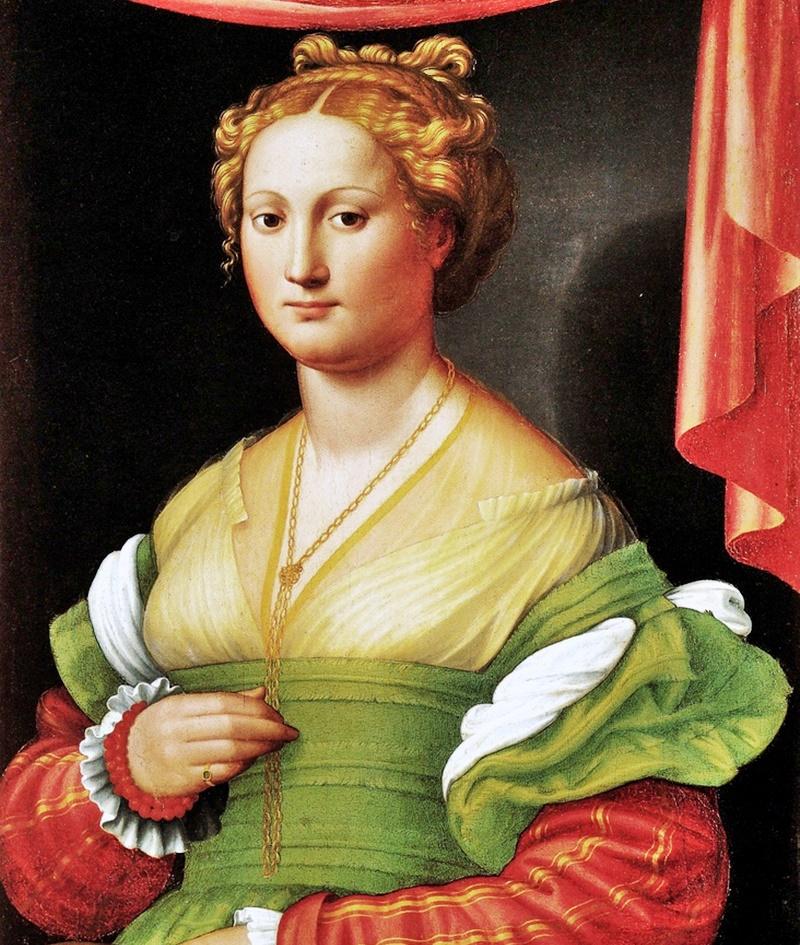 donne italiane pioniere - quadro di Vannozza Cattanei