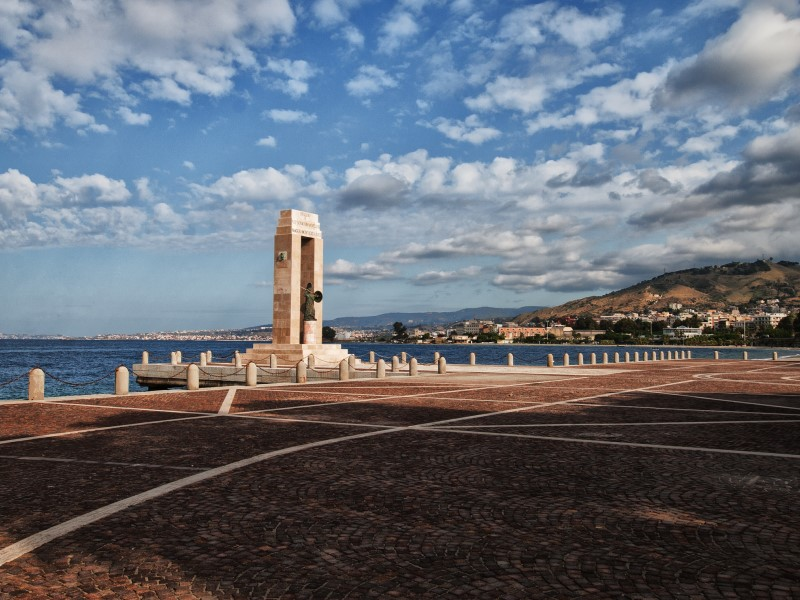 Arena dello stretto Reggio Calabria