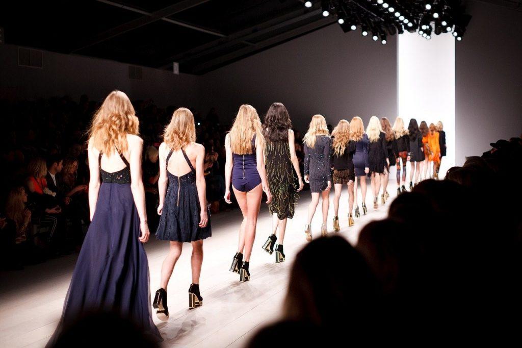 Armani - Sfilata di moda