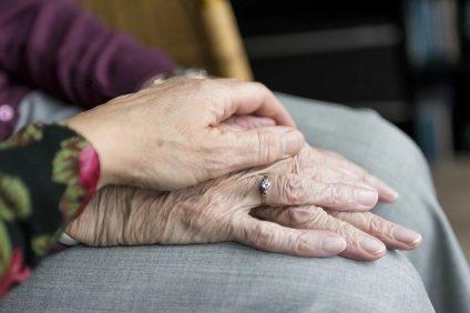 Infermiera Antonella - ha lavorato in una residenza per anziani