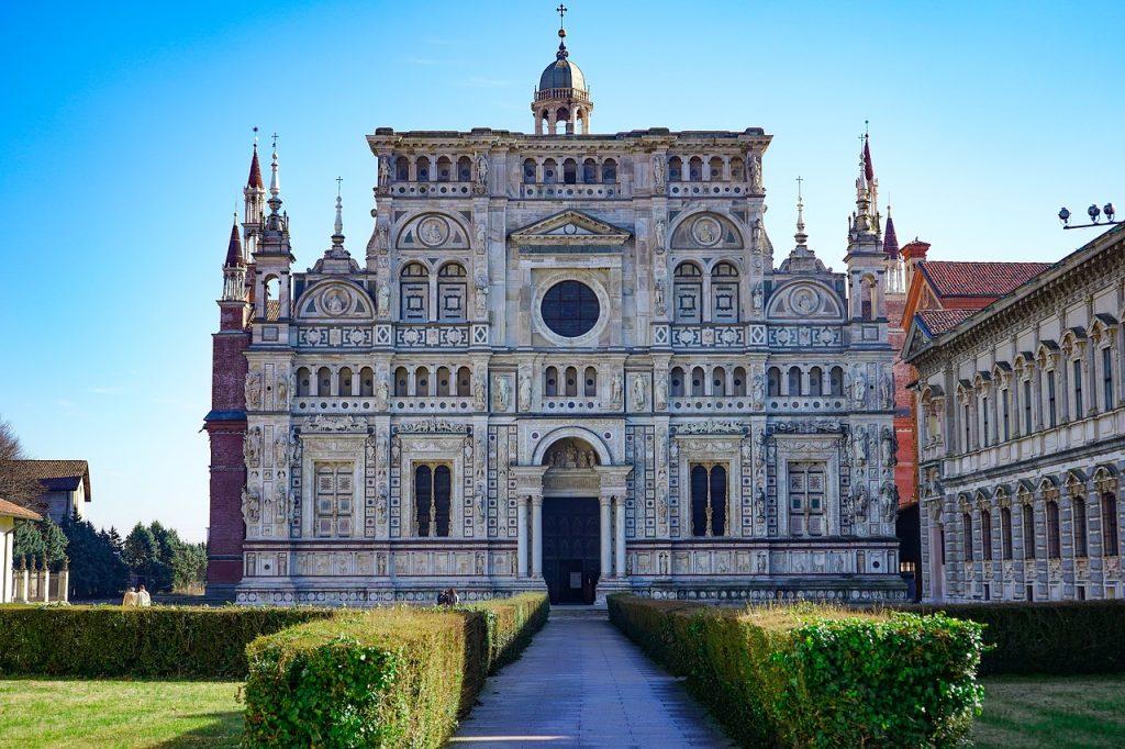 Chiesa della Certosa di Pavia
