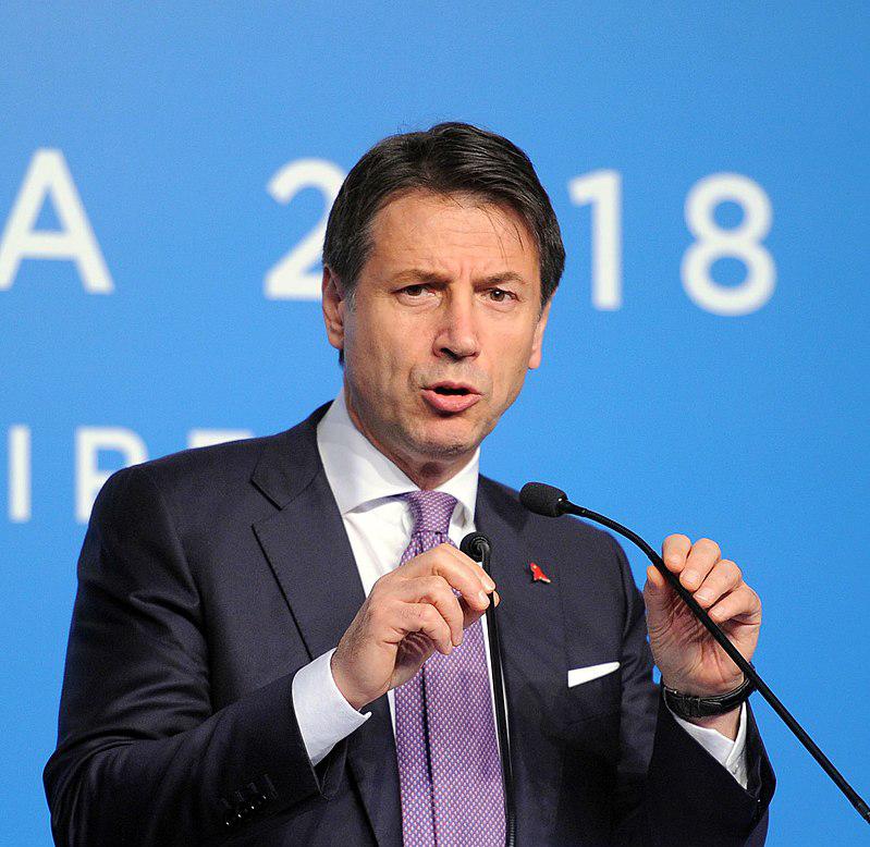 Italia -  Premier Giuseppe Conte