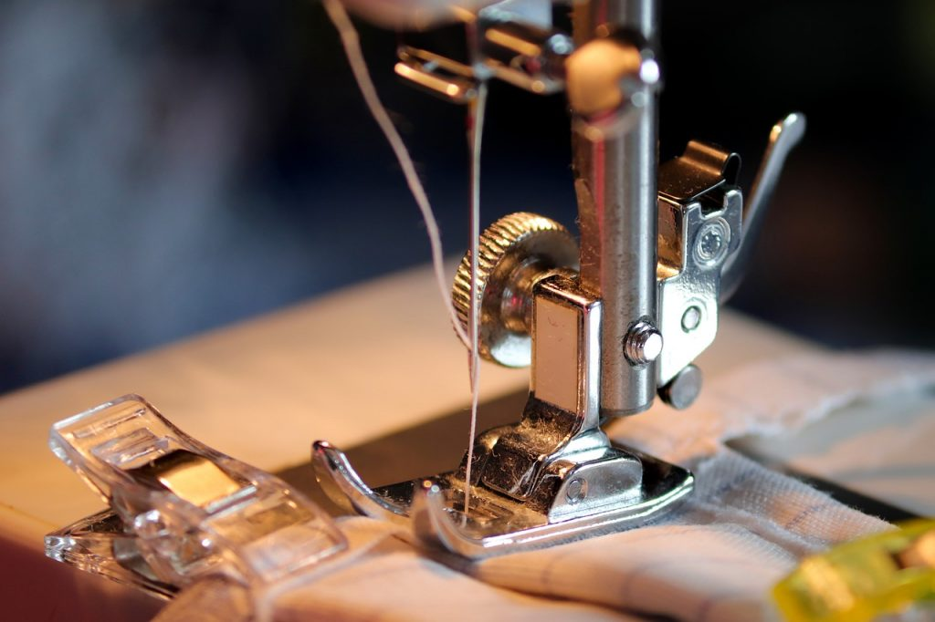 macchina da cucire per mascherine - sewing machine for mask