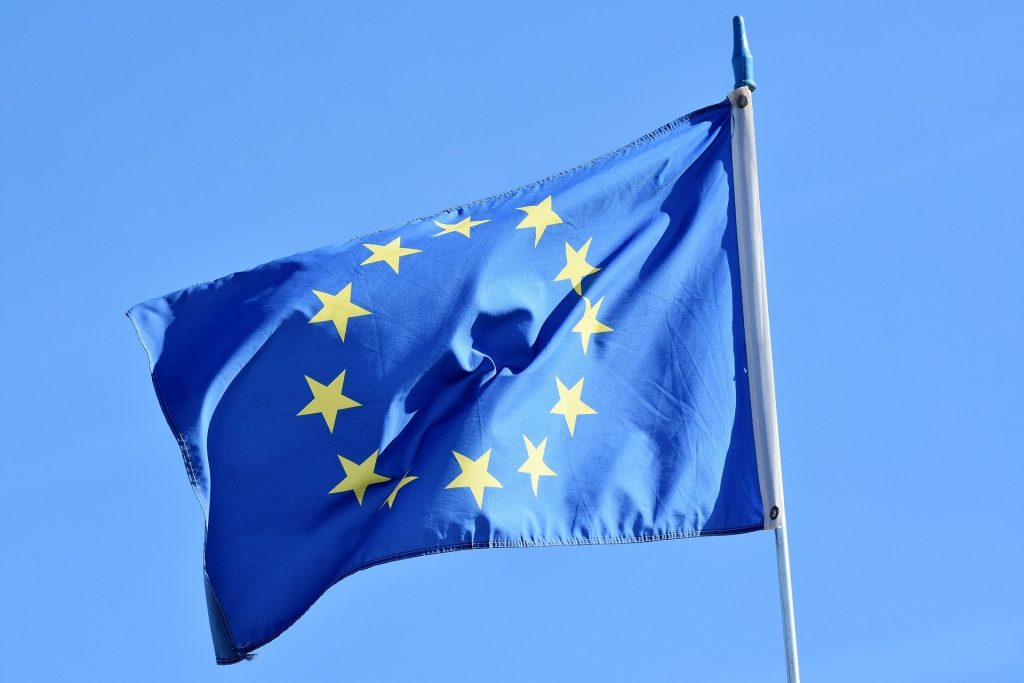 Bandiera Ue - The EU flag