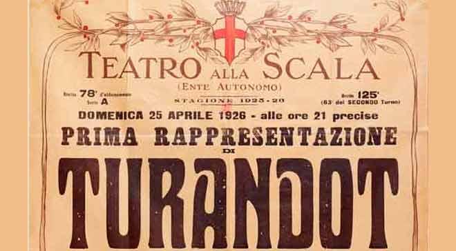 turandot manifesto