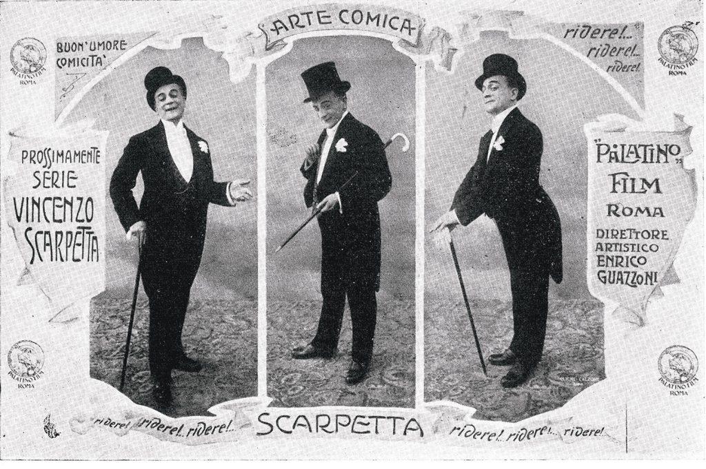 Attore comico italiano arte comica - Italian comedian the art of comedy