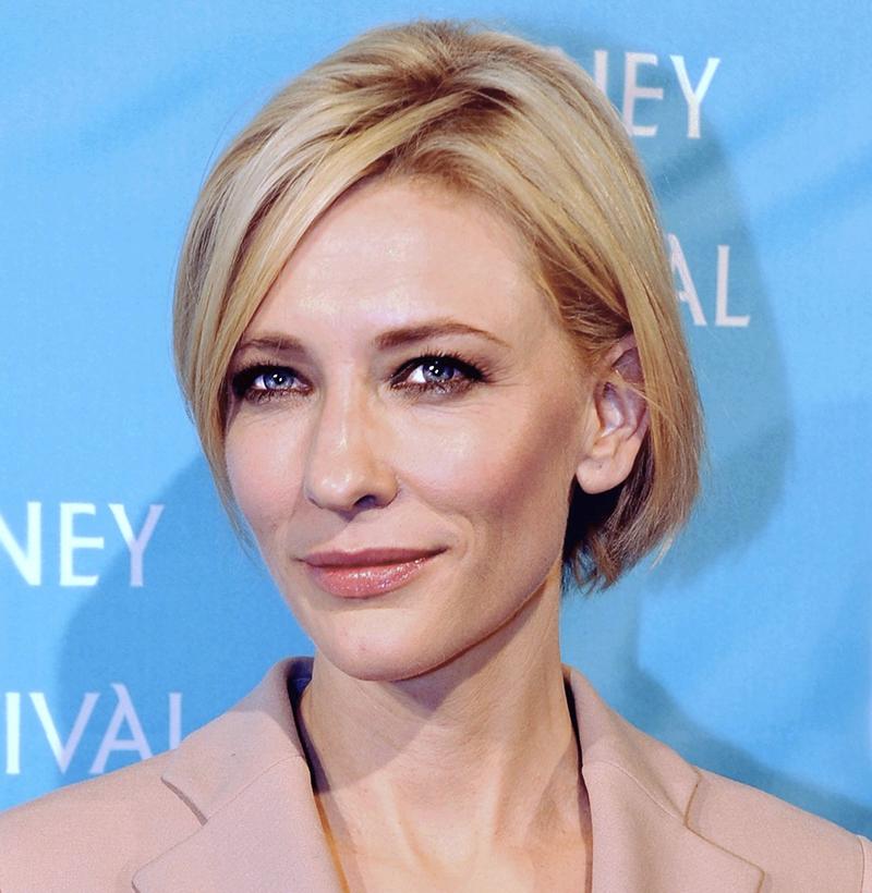 Mostra del cinema - l'attrice Cate Blanchett - Vencie film festival, the actrewss Cate Blanchett