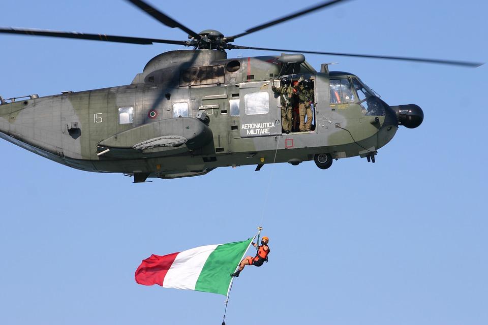 Militare italiano aeronautica militare