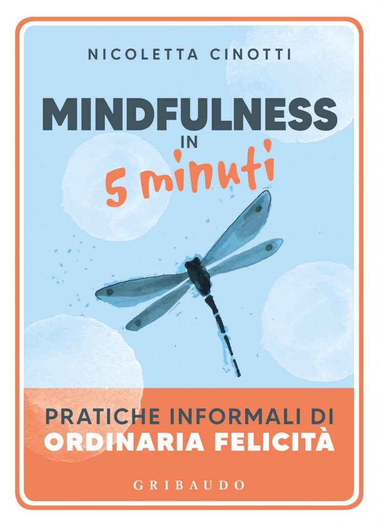 mindfulness - poster of the book by nicoletta cinotti