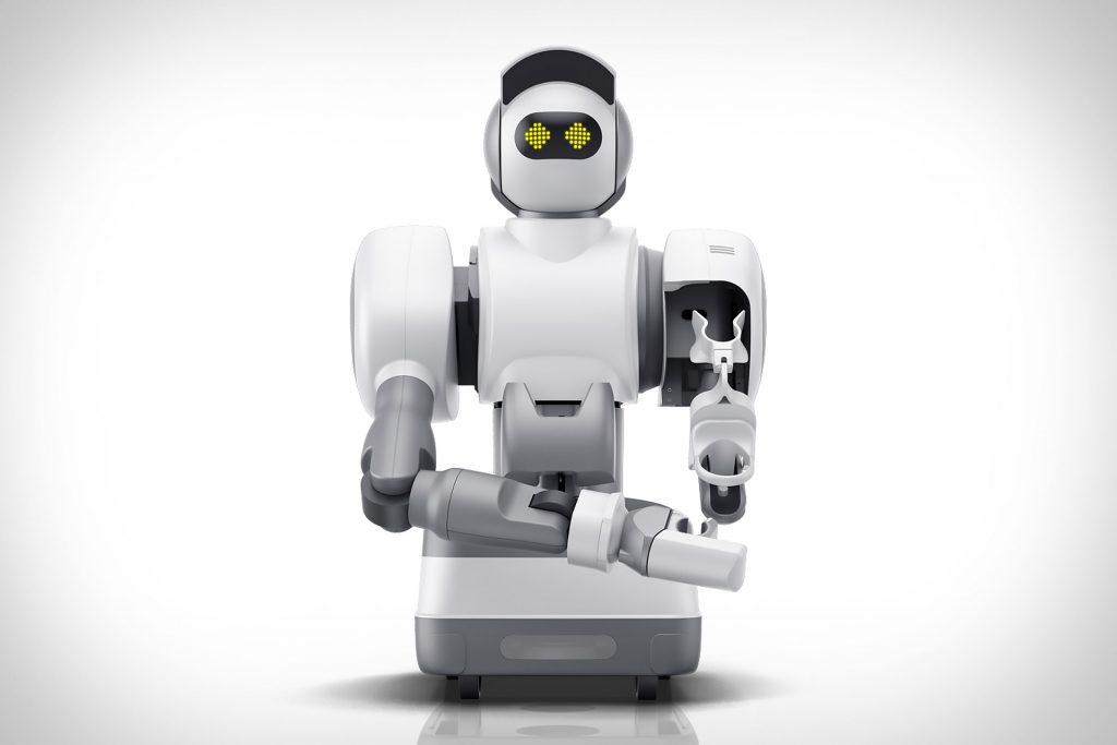 Silvio Sangineto - un robot pensato per gli anziani