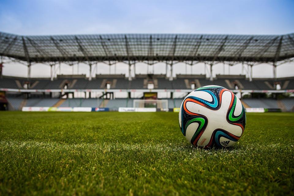 Il campionato di calcio pronto al fischio d'inizio - The football championship ready for the kick-off