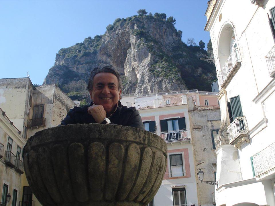 Eddie Oliva - eddie ad Amalfi
