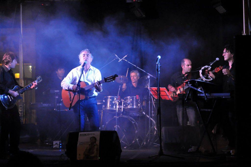 Eddie Oliva - eddie live