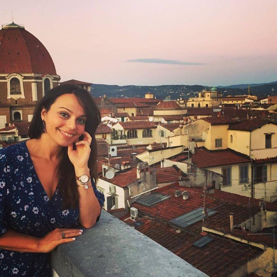 La scienziata italiana Antonella Fioravanti