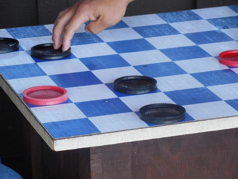 gioco della dama italiana-mosse strategia - Italian draughts game - strategy moves