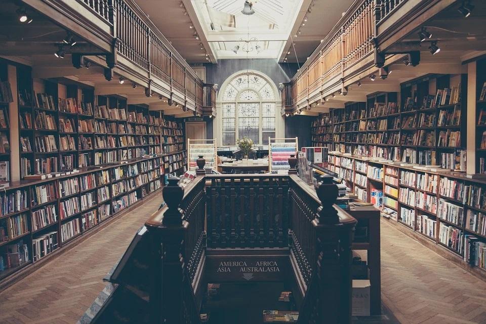 Il salone del libro - In Italia riaperte le librerie anche in Fase 1