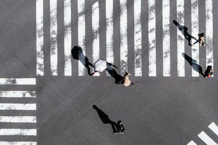 Walter Quattrociocchi - strisce pedonali