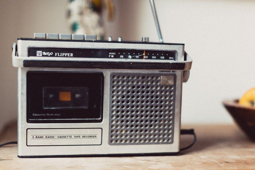Dalla radio vintage di un tempo alle radio italiane online