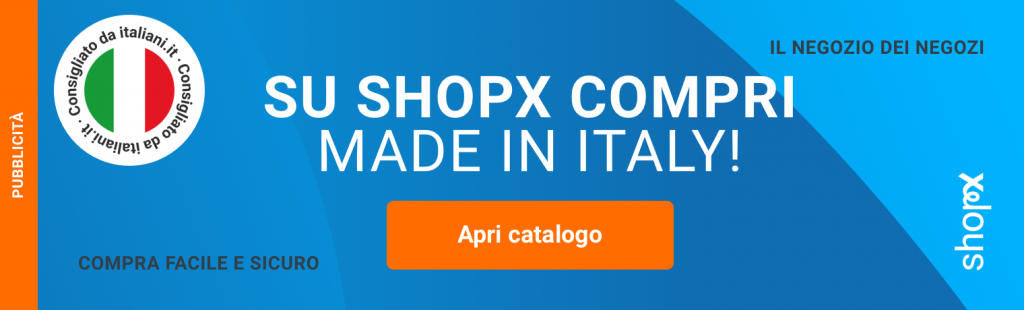 shopX.it - compri il made in Italy