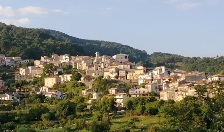 Un panorama di Grimaldi
