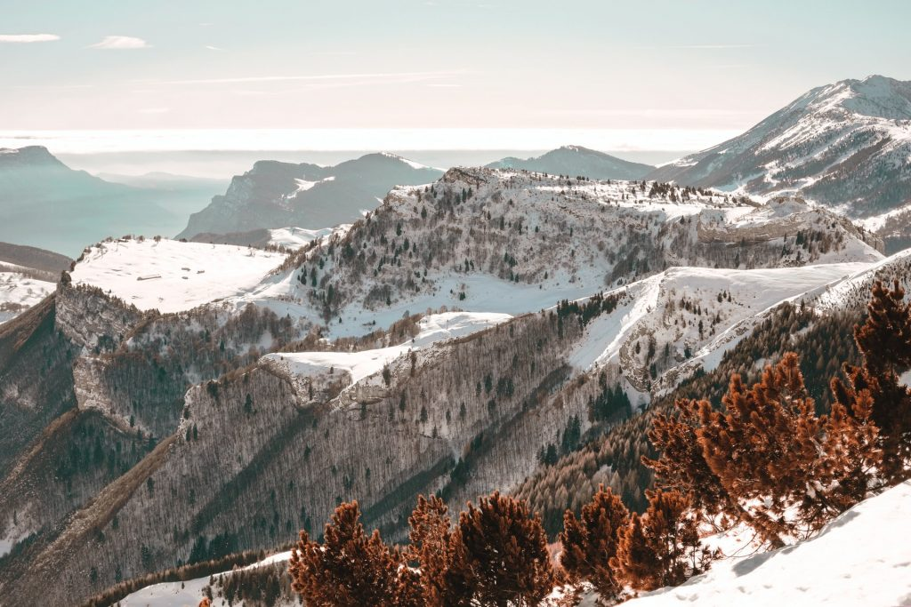Percorsi - Monti - nature trails: mountains