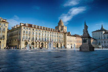 Palazzo della ragione Piemonte, Torino