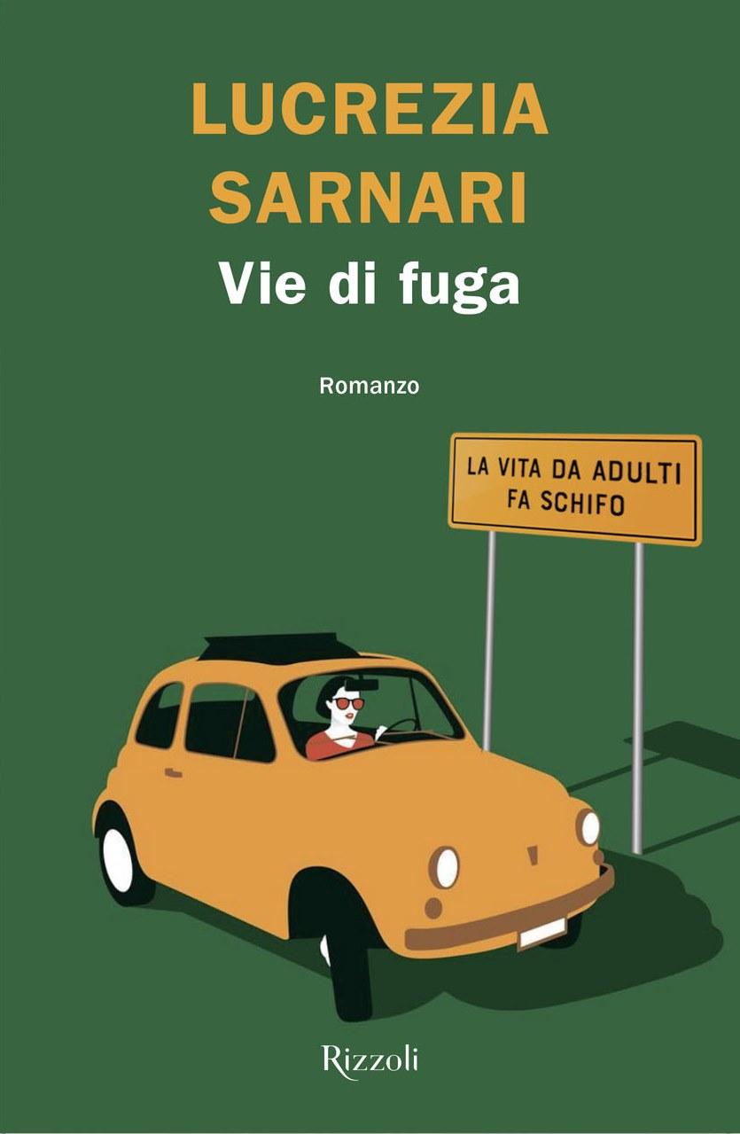 amore - copertina verde del nuovo libro della scrittrice Lucrezia Sarnari