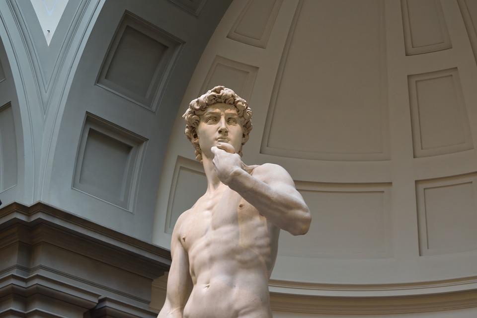 Oltre agli Uffizi anche il David di Michelangelo è stato visitato