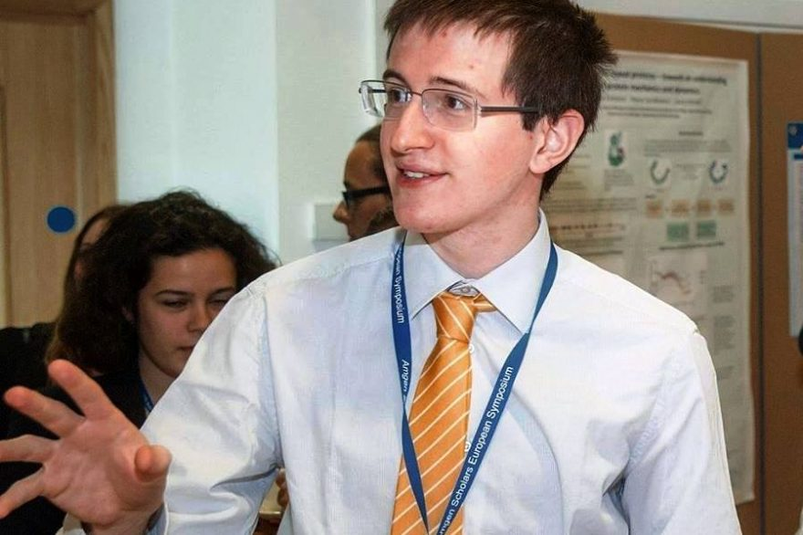 Giulio Deangeli ha conquistato cinque borse di studio