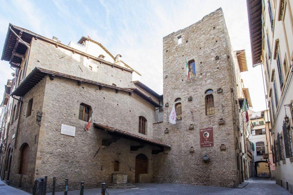 Il museo Casa di Dante